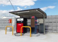 燃料の備蓄